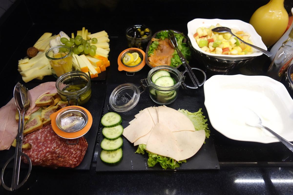 Le petit-déjeuner de l'hôtel Whistler à Paris - Le blog de Lili