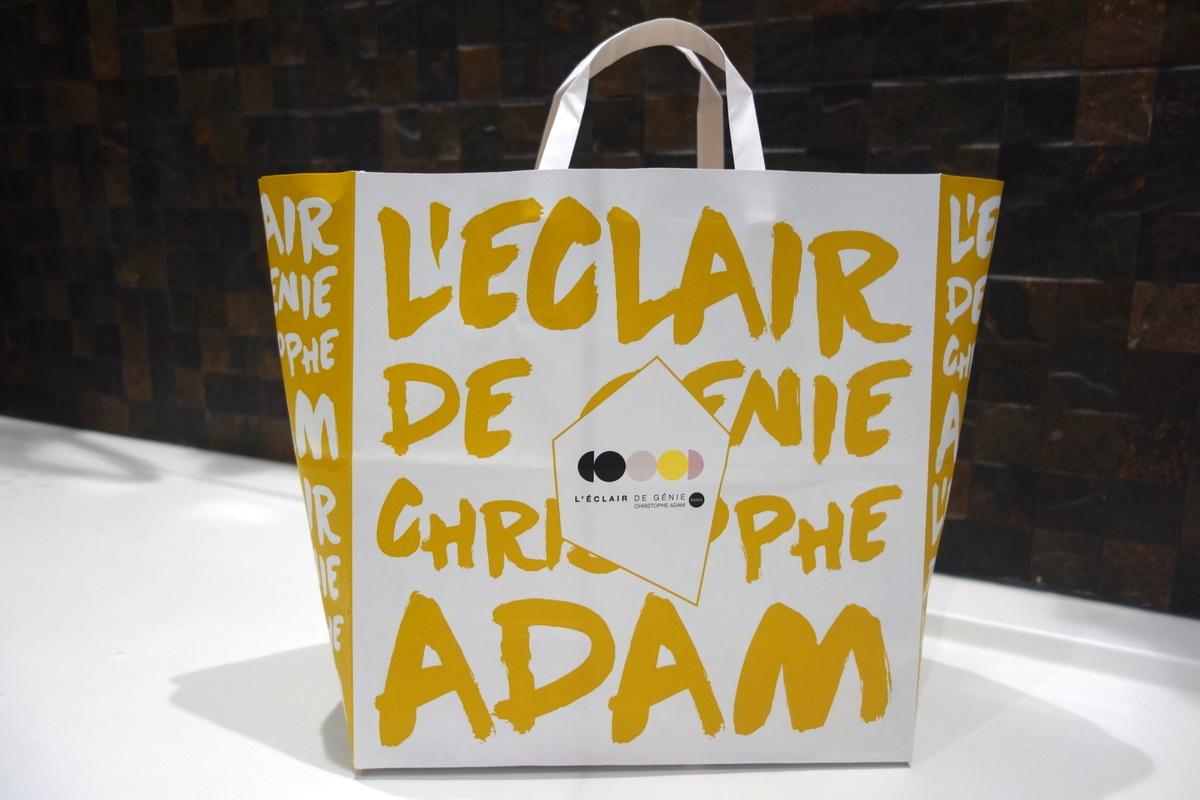 L'Éclair de génie : Christophe Adam a son corner gare du Nord