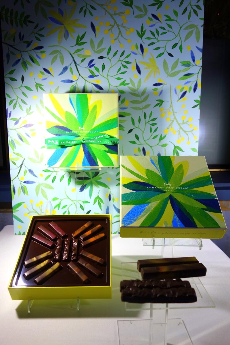 La Maison du chocolat - Collection bien-être 2018