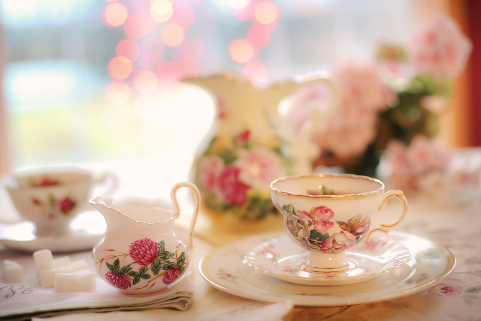 Service à thé - Photo : Pixabay