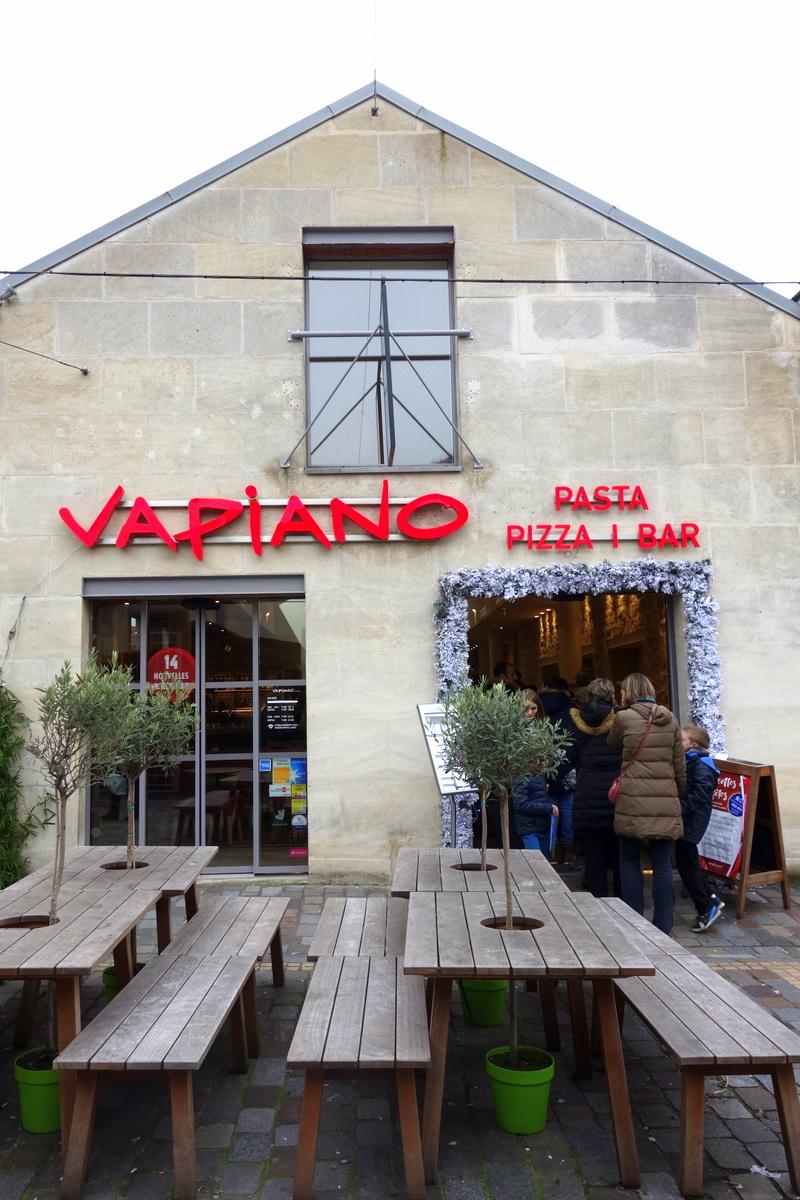 Vapiano Bercy - Recettes de fêtes