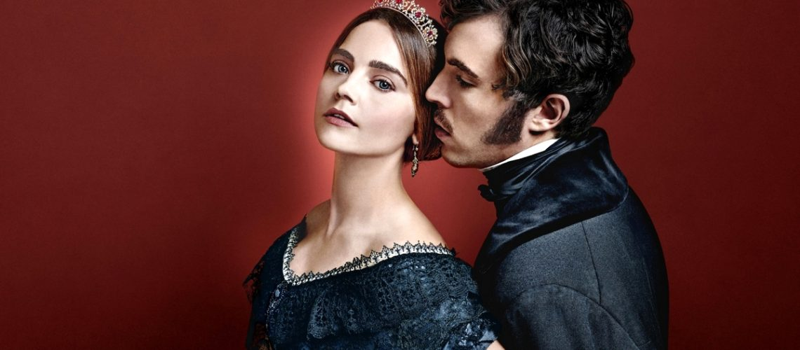 Série Victoria - Avec Albert