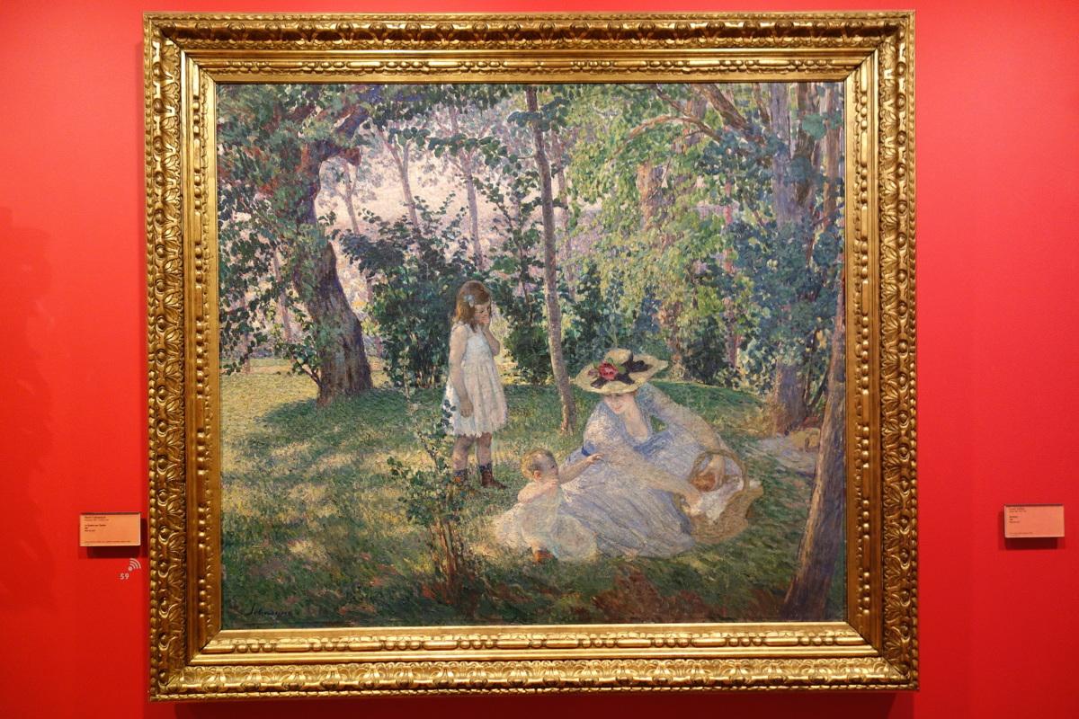 Musée des Beaux-Arts d'Angers - Le blog de Lili