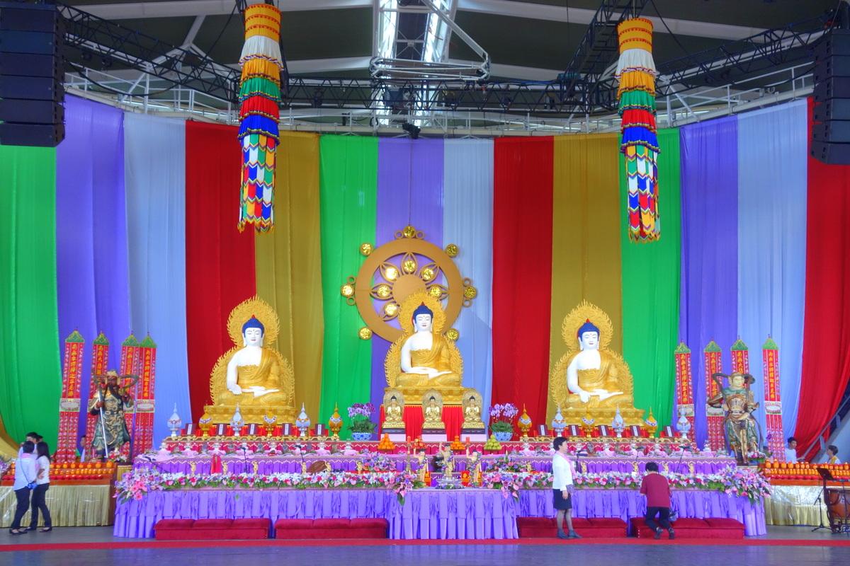 Anniversaire de buddha - Brisbane, Australie