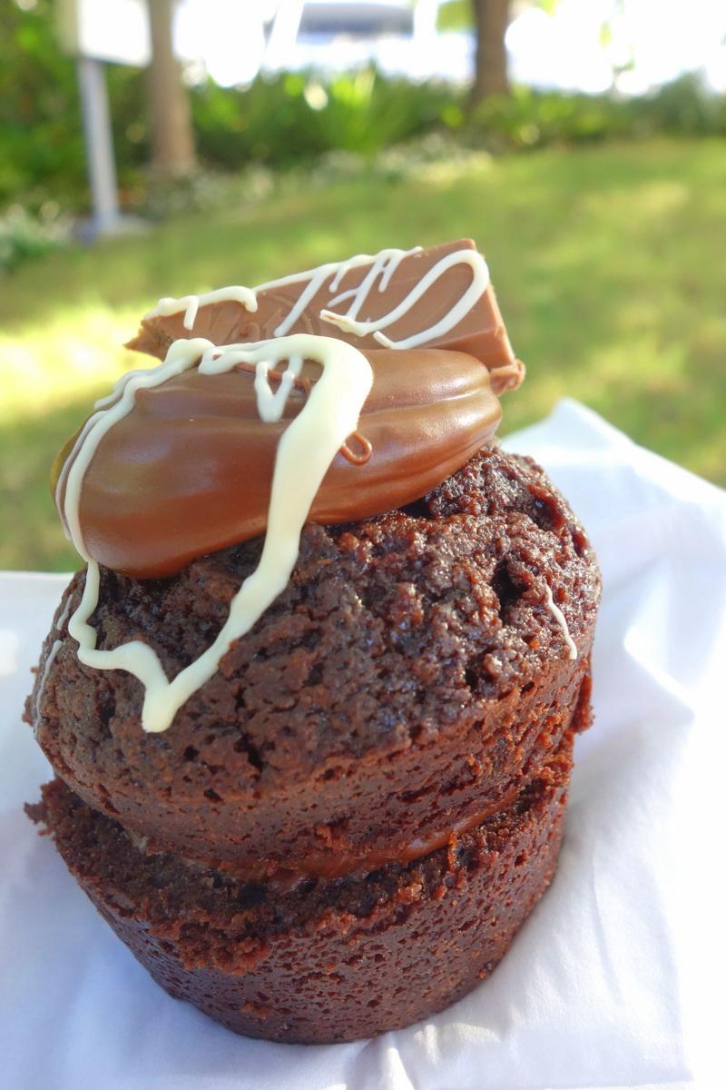 Cupcake à Brisbane, Australie