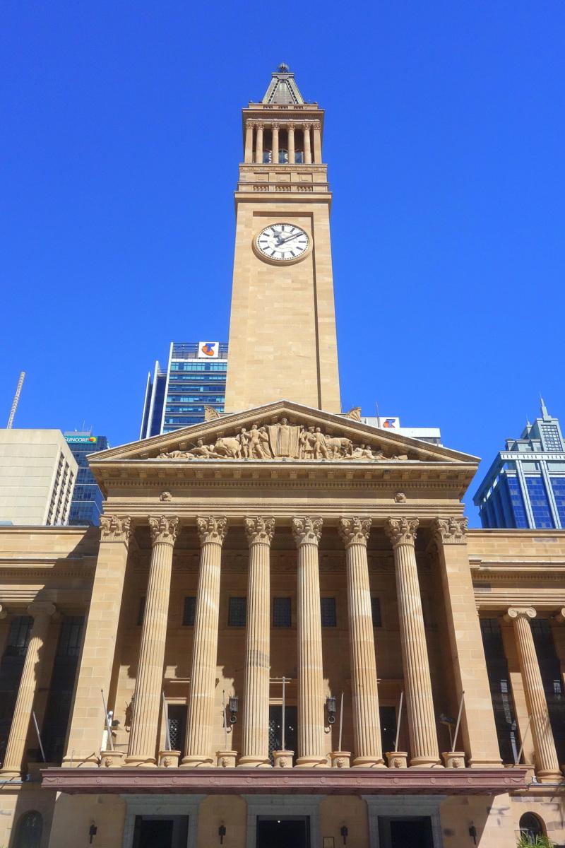 Voyage en Australie : Brisbane, visite des musées