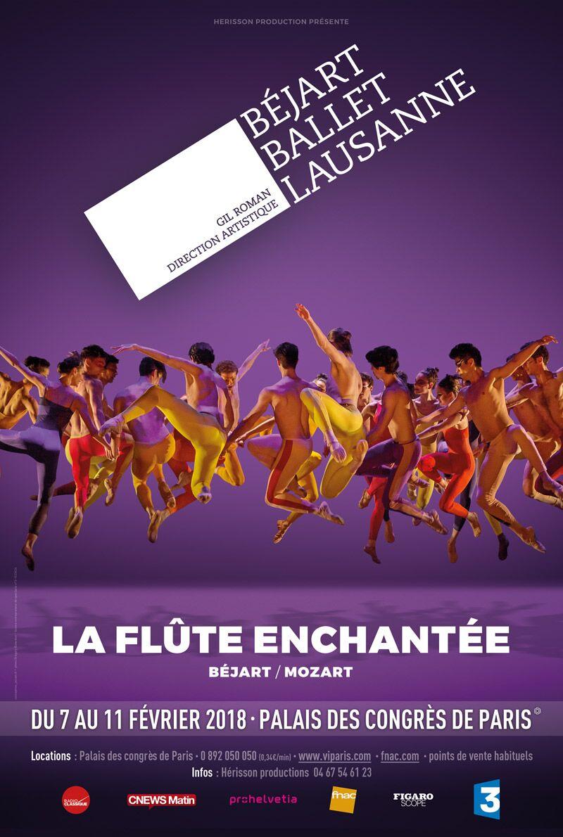 La Flûte enchantée - Béjart Ballet Lausanne