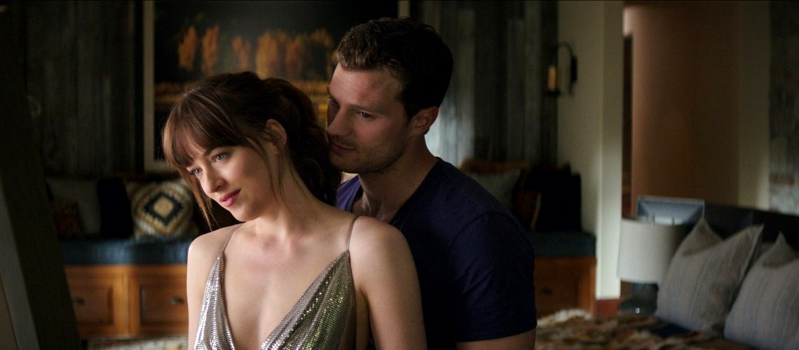 Cinquante nuances plus claires - Jamie Dornan et Dakota Johnson