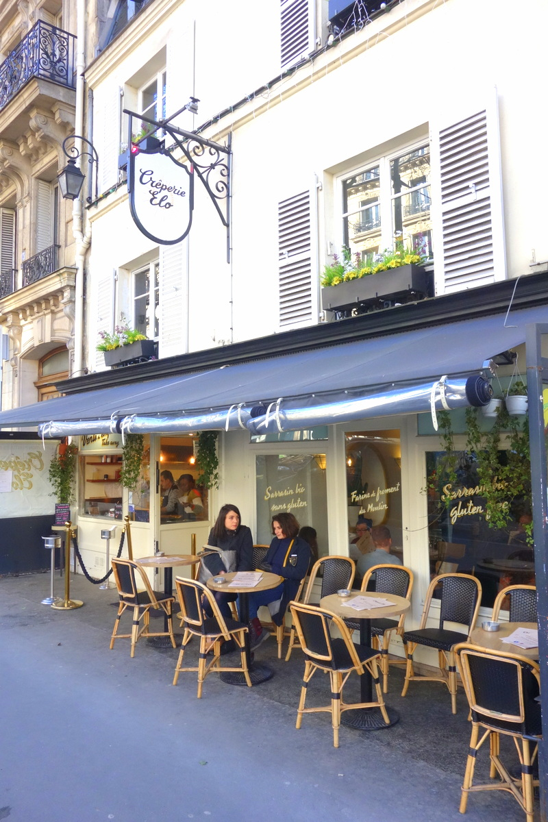 Crêperie Elo, Bastille - Blog restaurants Paris