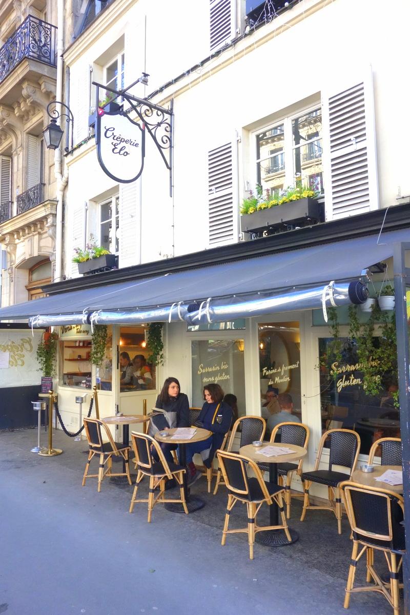 Crêperie Elo, Bastille - Blog restaurants Paris