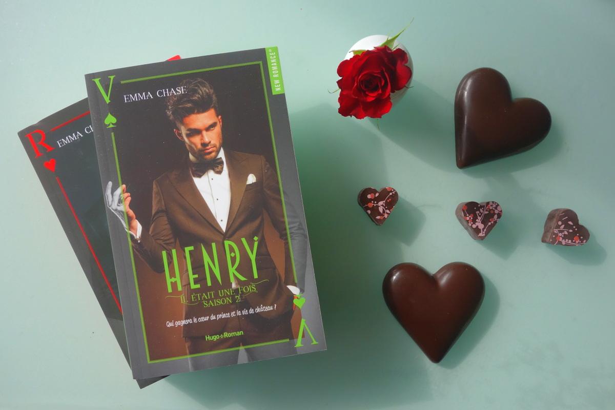 Henry, Il était une fois tome 2, Emma Chase