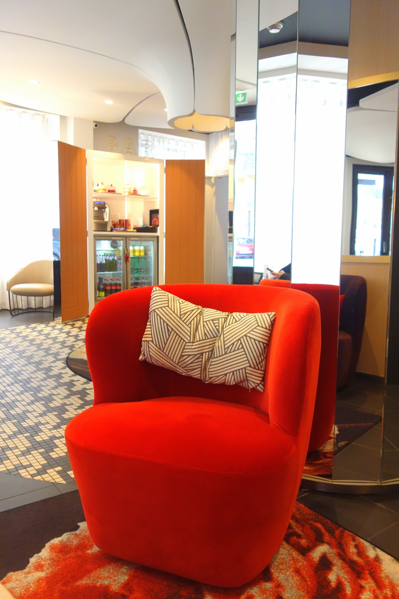 Hôtel Pastel, Paris 16e - Le blog de Lili