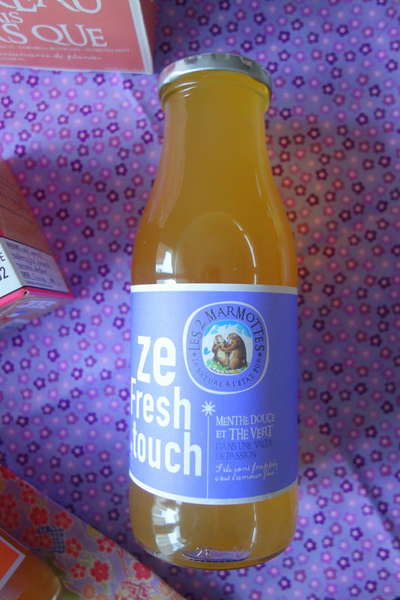 Les 2 Marmottes - Boissons fraîches : Ze fresh touch