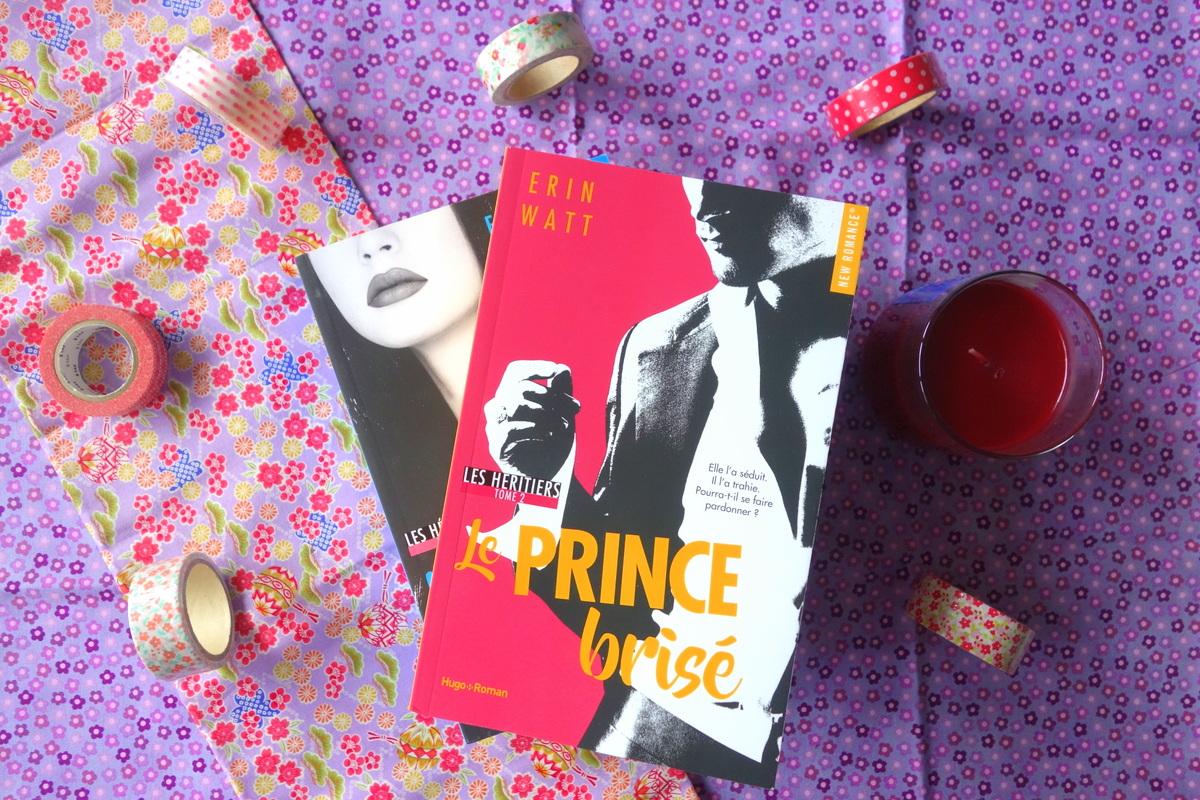 Le Prince brisé - Erin Watt - Le blog de Lili