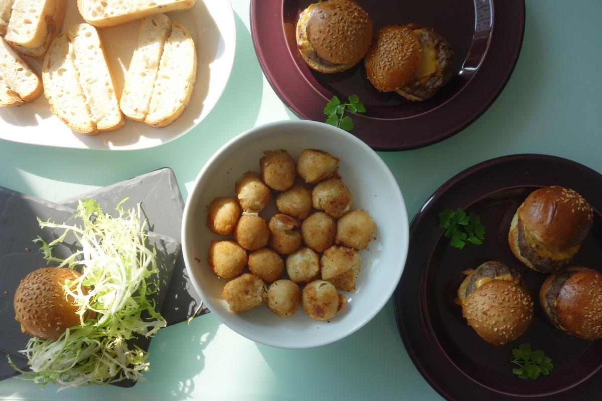 Apéritif déjeunatoire Paso traiteur - Blog food
