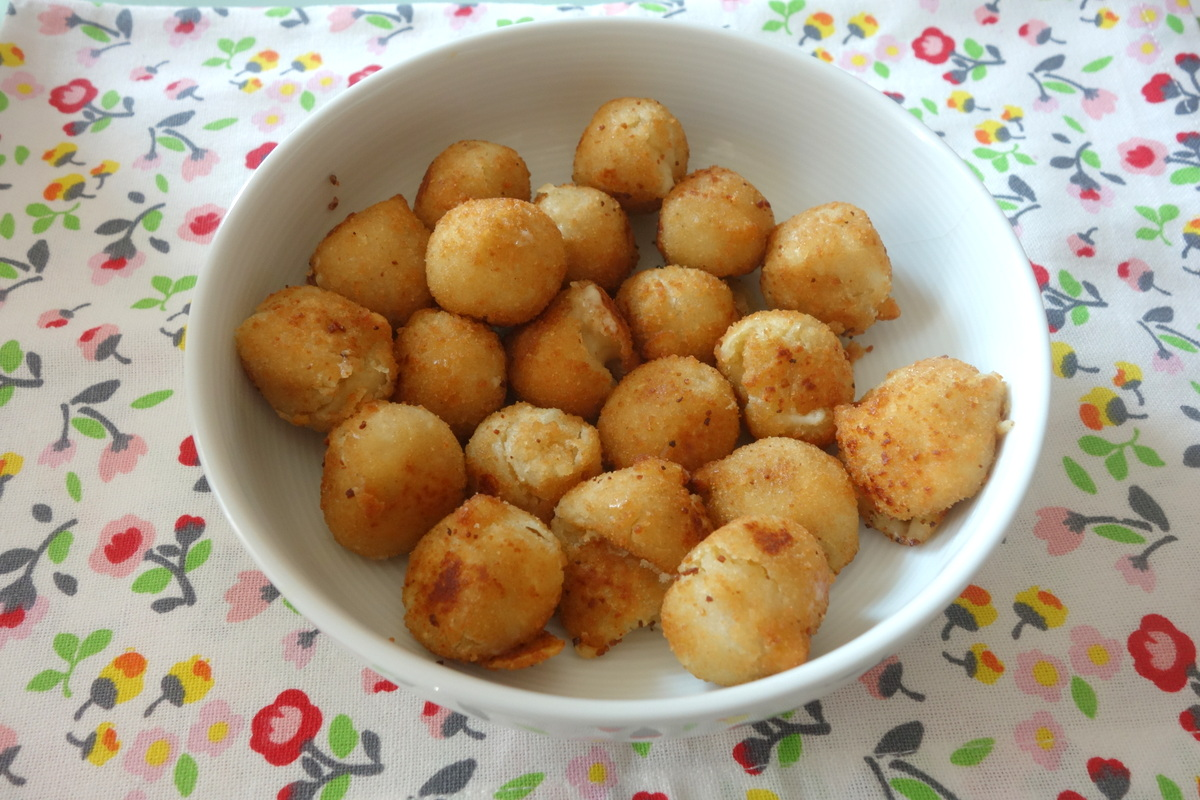 Bombs camembert Paso traiteur - Blog food