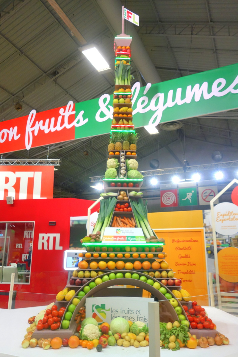 Salon international de l'agriculture 2018