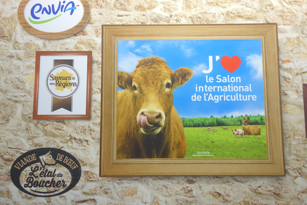 Salon international de l'agriculture 2018 - Lidl