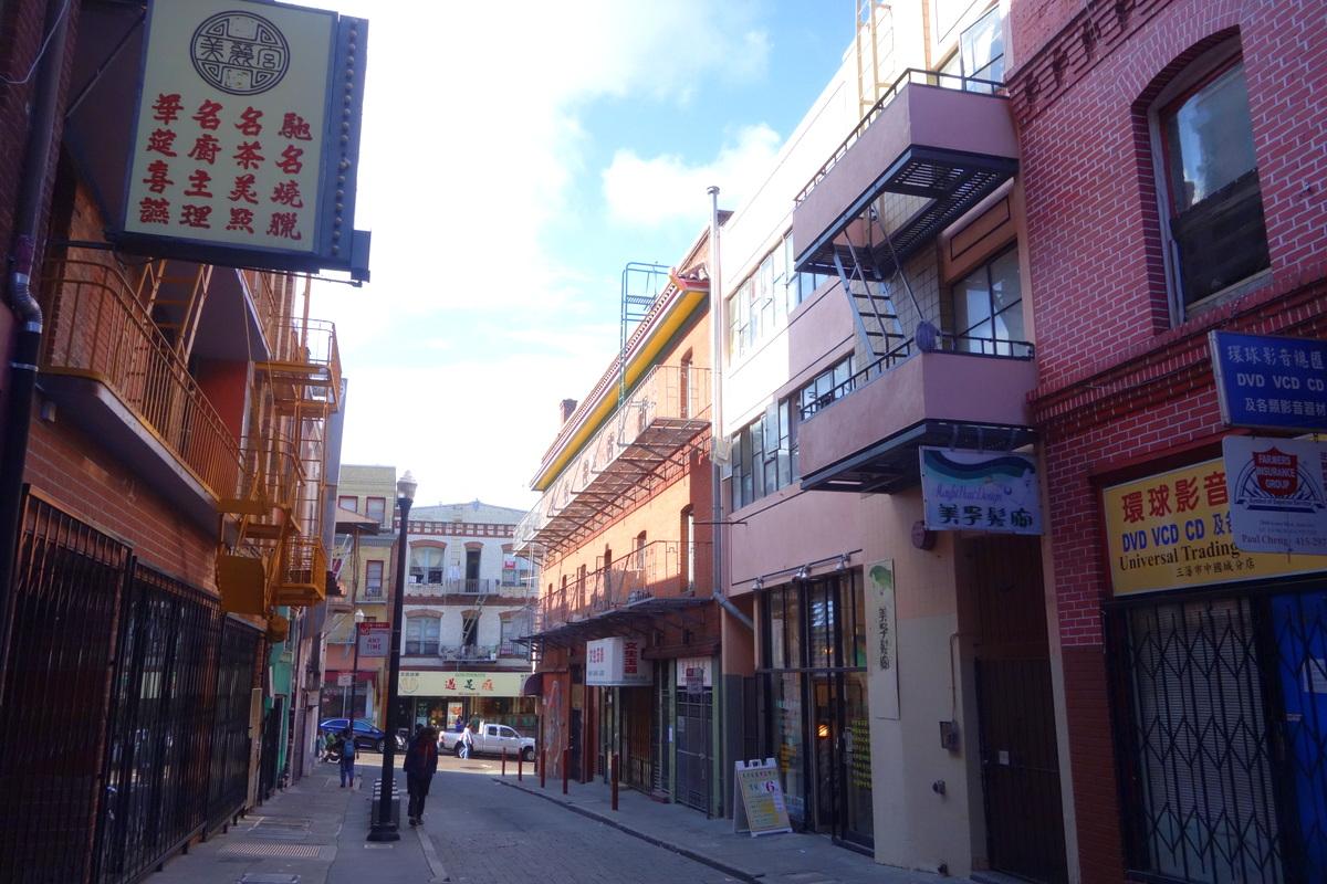 Voyage à San Francisco - Visite de Chinatown - Le blog de Lili