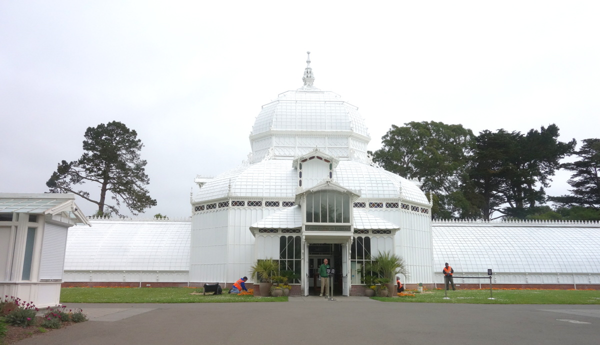 Voyage à San Francisco - Golden gate park - Le blog de Lili