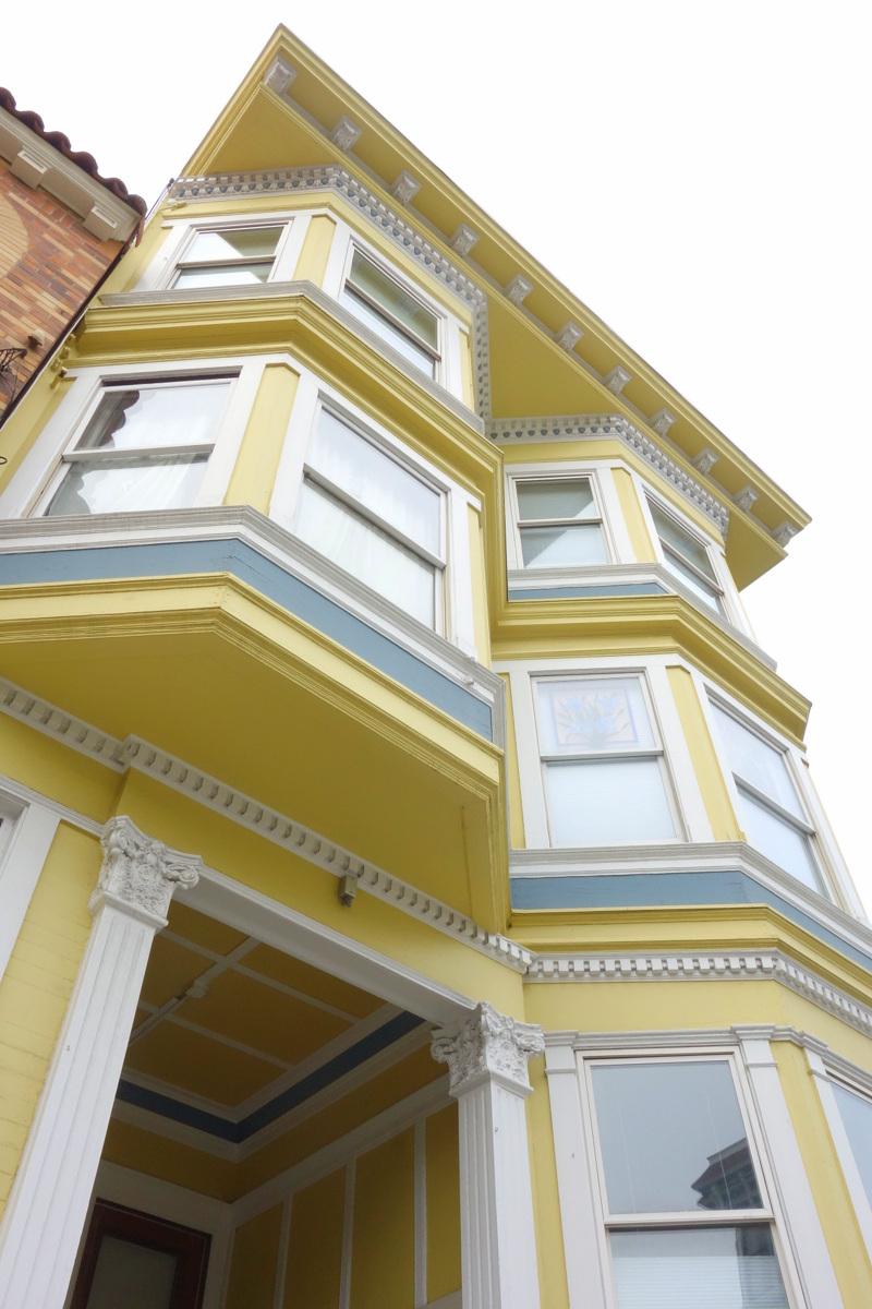 Voyage à San Francisco - Mission - Le blog de Lili