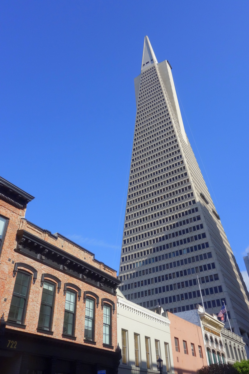 Voyage à San Francisco - financial district - Le blog de Lili