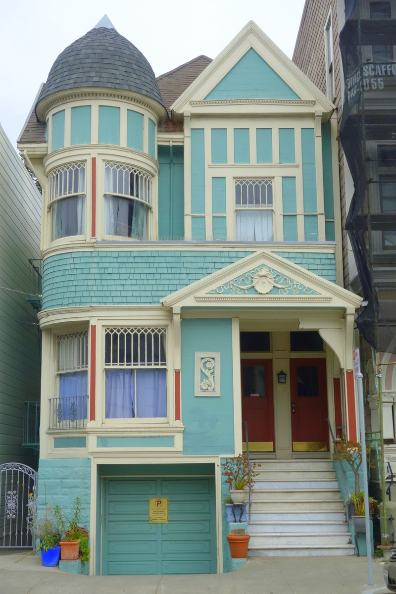 Voyage à San Francisco - Lower haight - Le blog de Lili