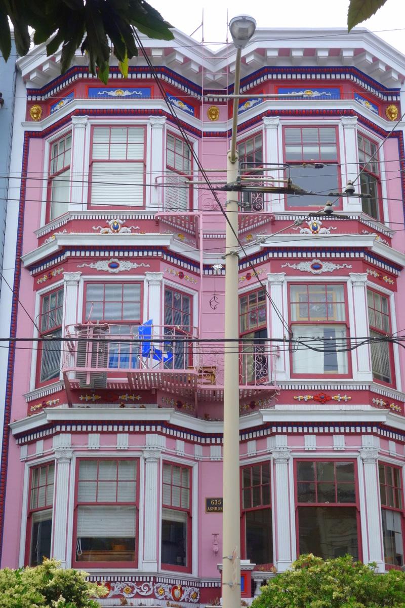 Voyage à San Francisco - Lower haight - Le blog de Lili