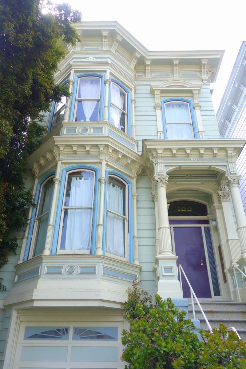 Voyage à San Francisco - Environs de Lower haight - Le blog de Lili