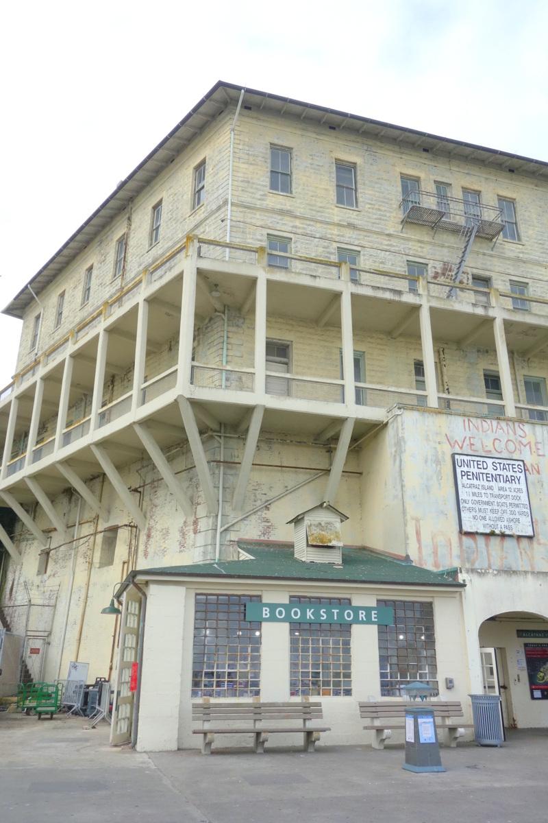 Voyage à San Francisco - Alcatraz - Le blog de Lili
