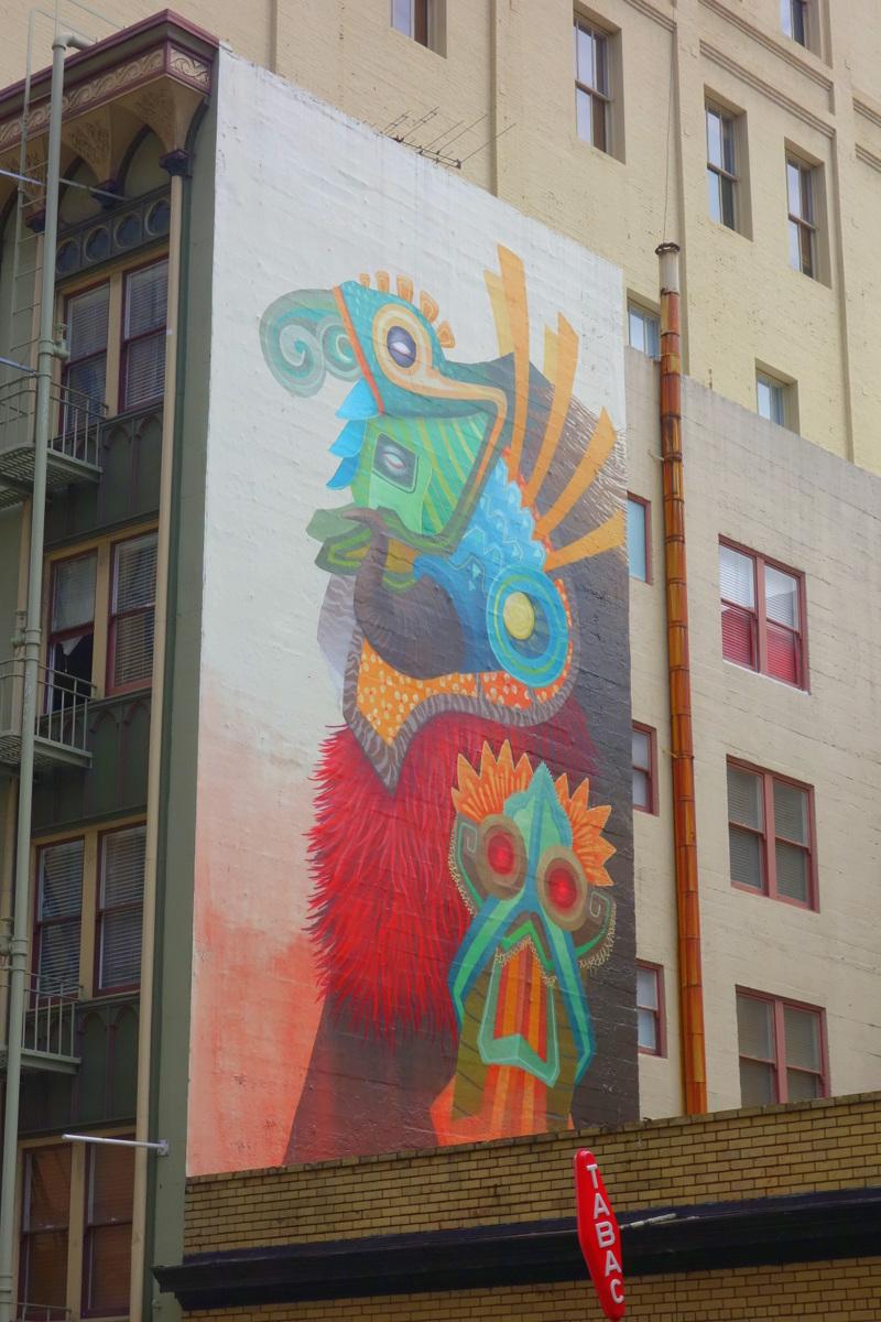 Voyage à San Francisco - Street art - Le blog de Lili