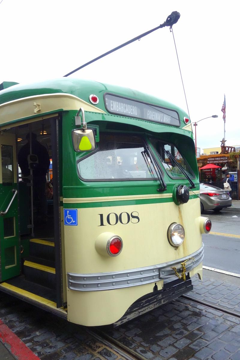Voyage à San Francisco - Tram et cable car - Le blog de Lili
