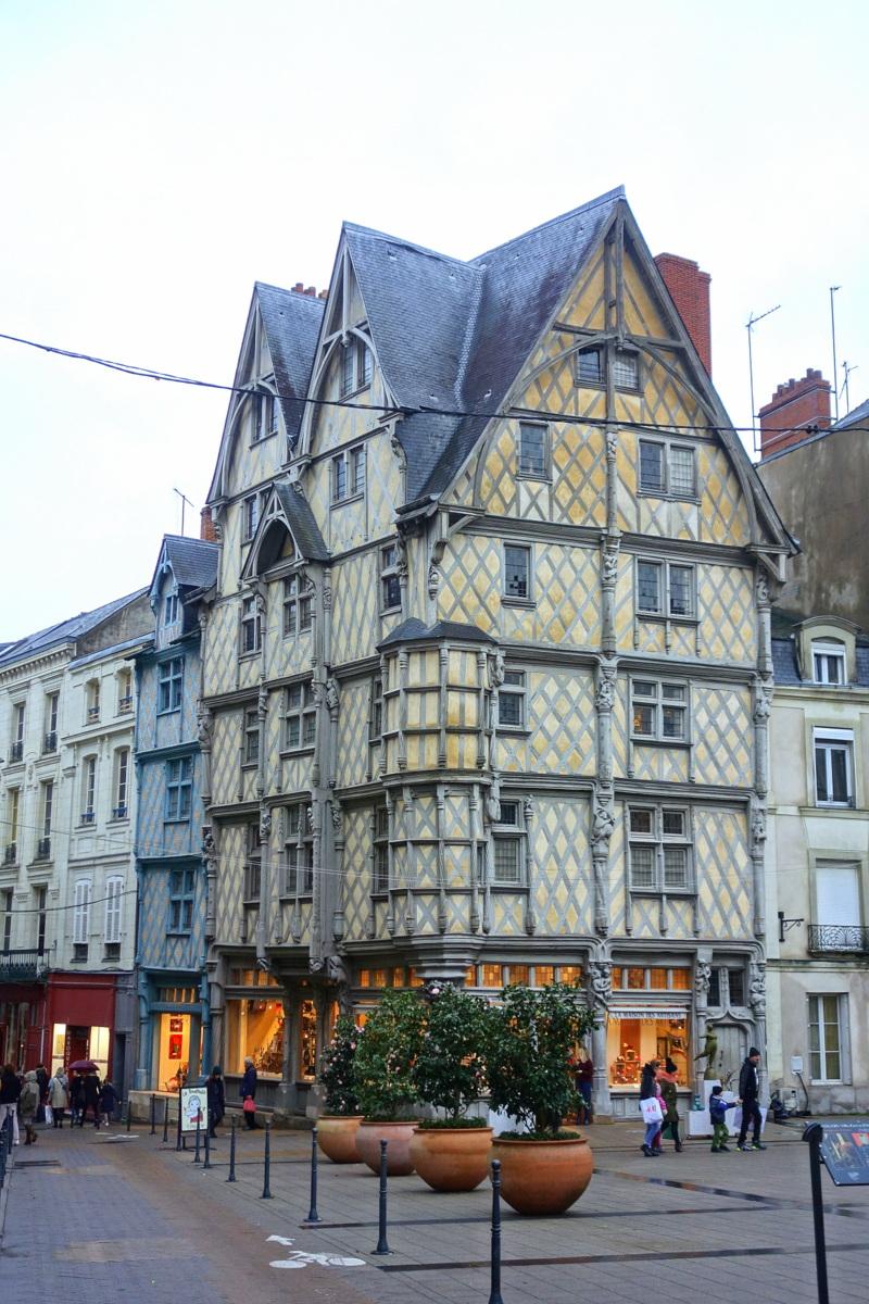Promenade dans Angers