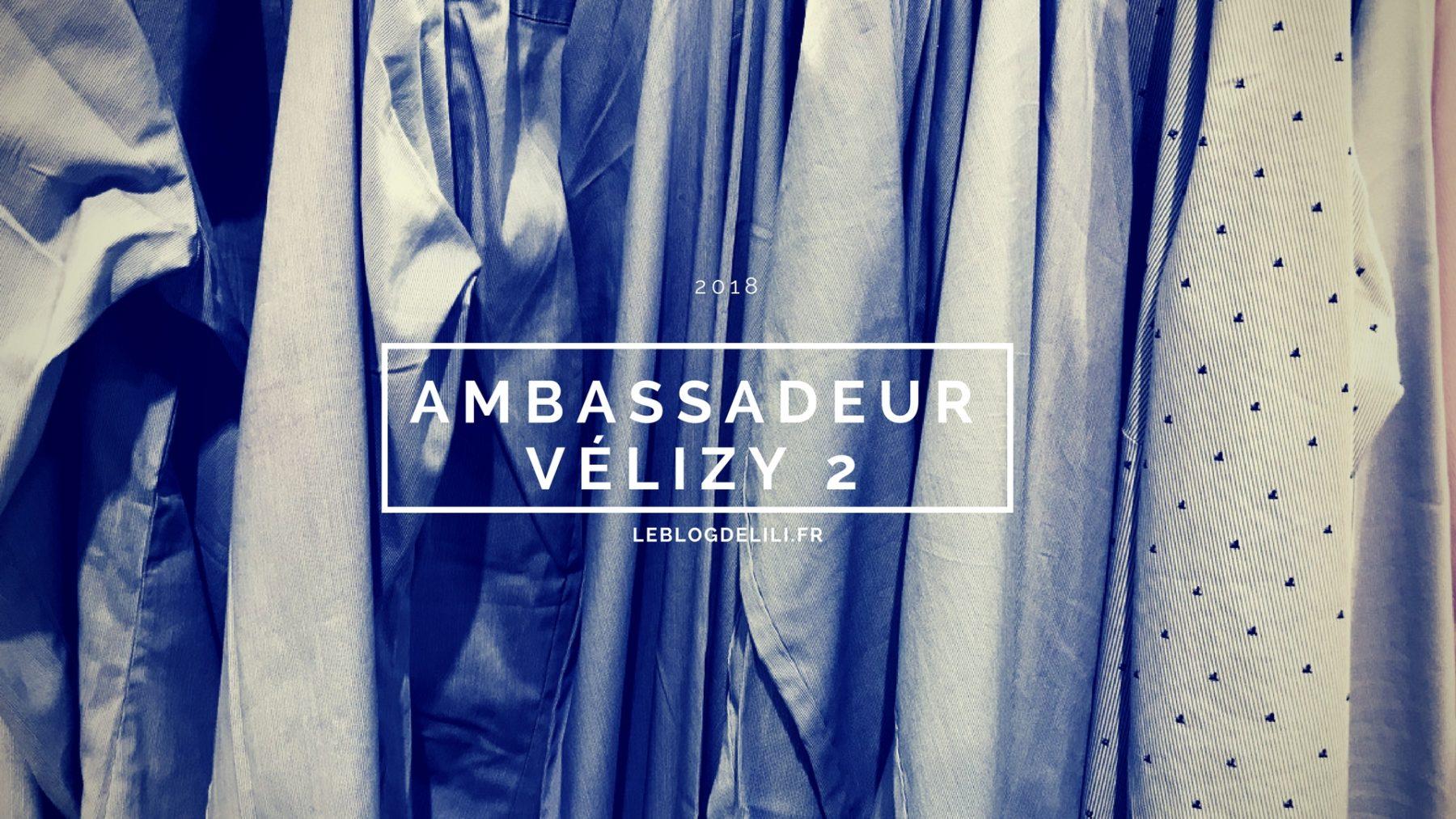 Ambassadeur Vélizy 2 - Le blog de Lili