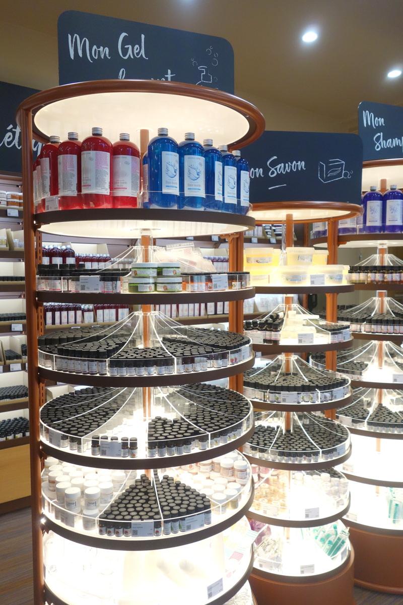 Aroma-Zone - Boutique boulevard Haussmann