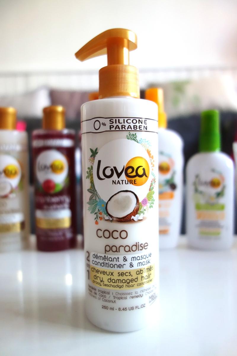 Atelier de la beauté - Démêlant coco Lovéa