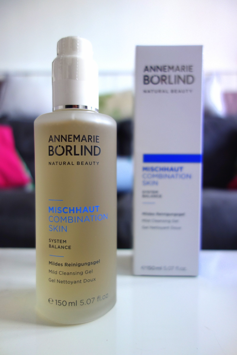 Beauty press - Gel nettoyant Annemarie Borlind