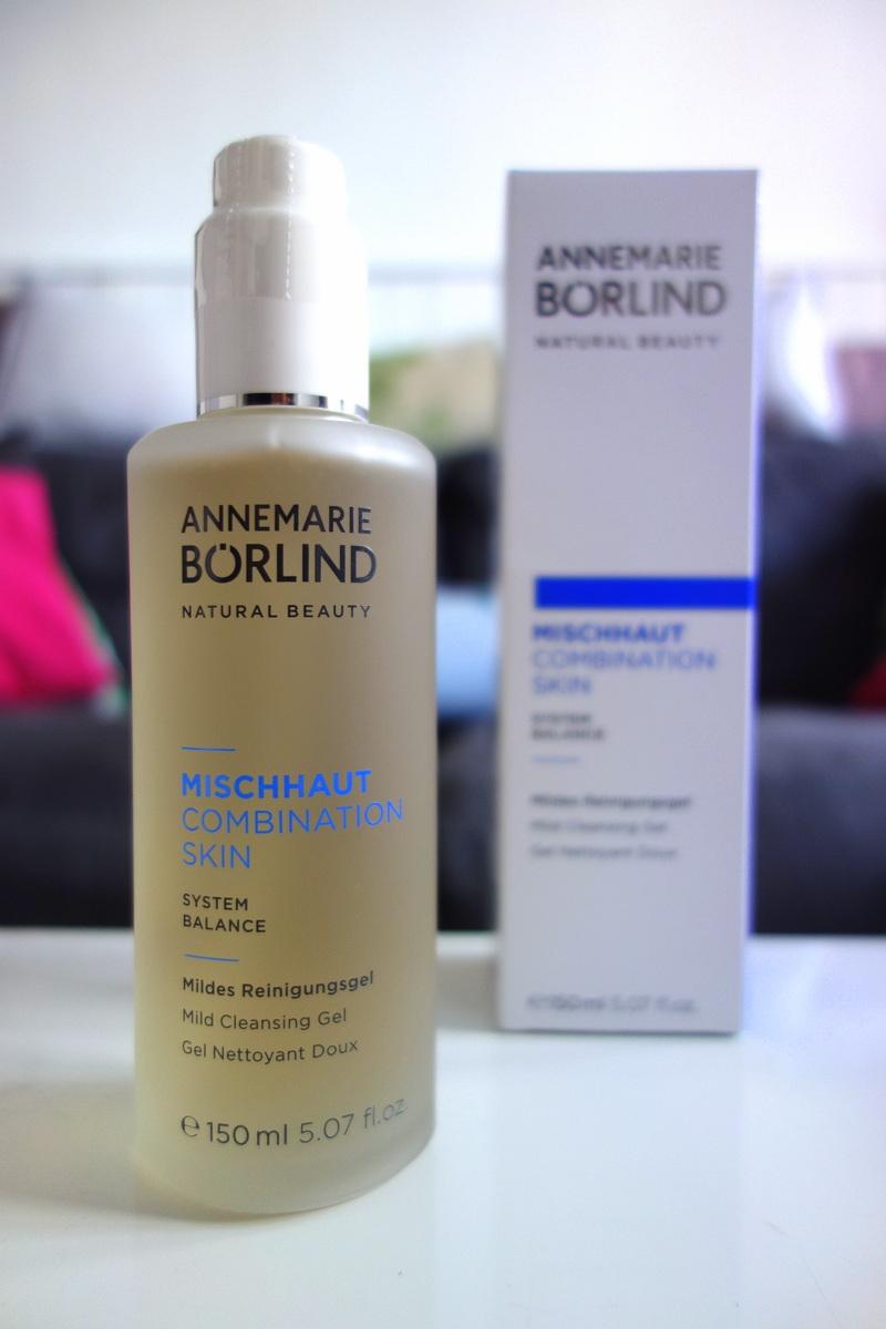 Beauty press - Gel nettoyant Annemarie Borlind