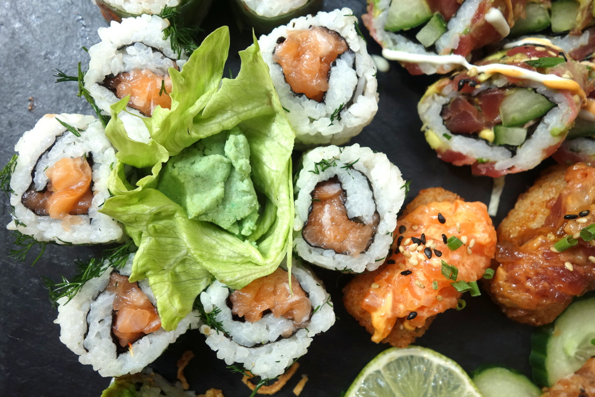 Bozen Iéna, restaurant de sushis parisien