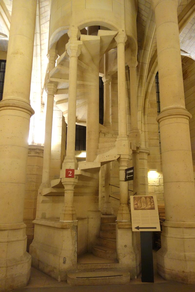 La Conciergerie à Paris