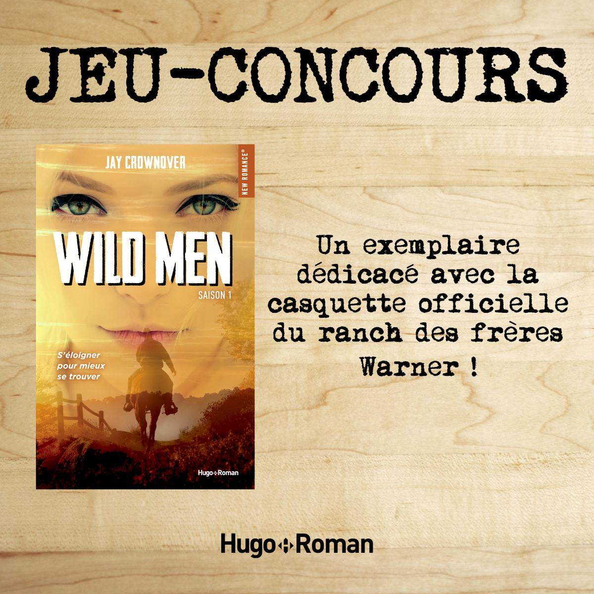 Concours Wild men - Le blog de Lili