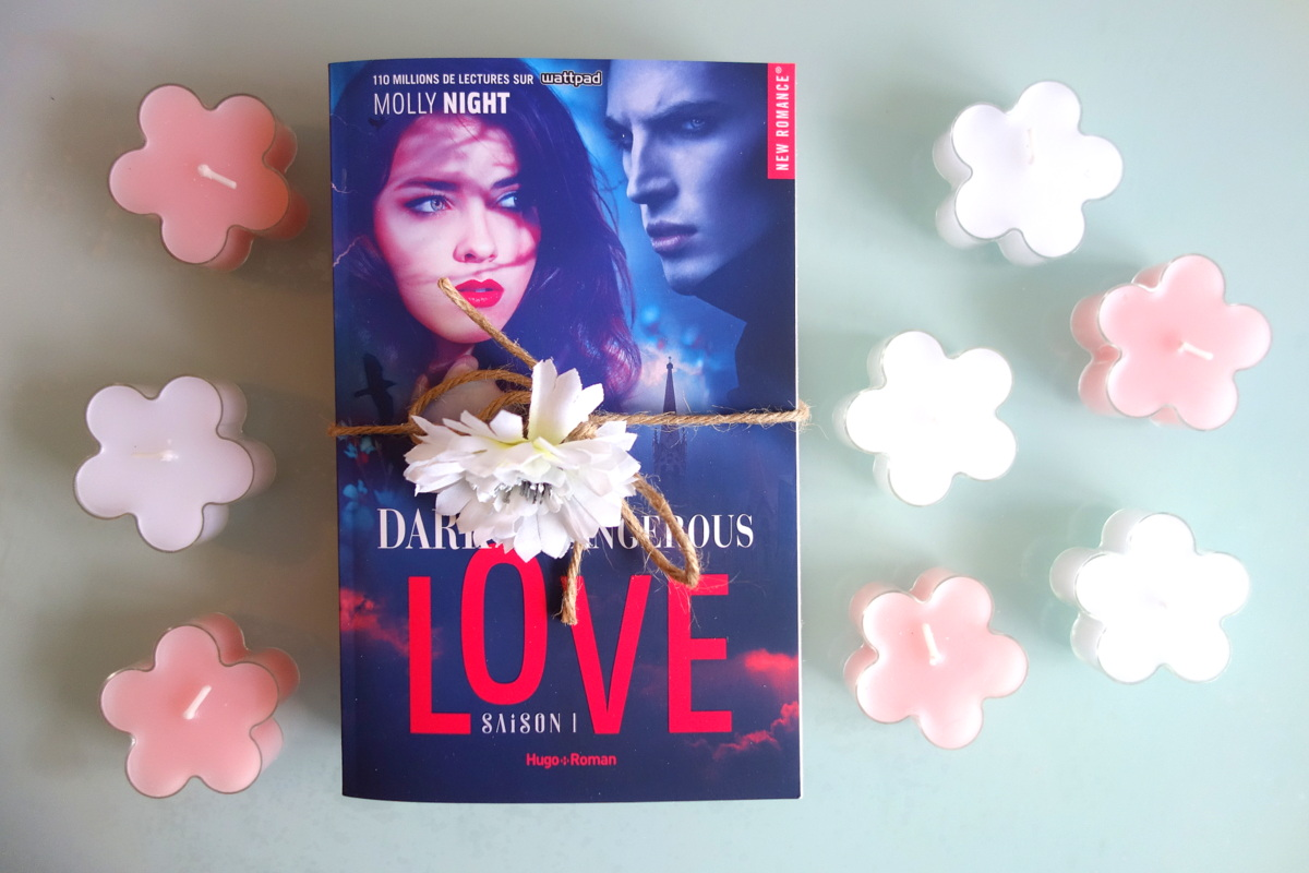 Dark and Dangerous love - tome 1, Molly Night