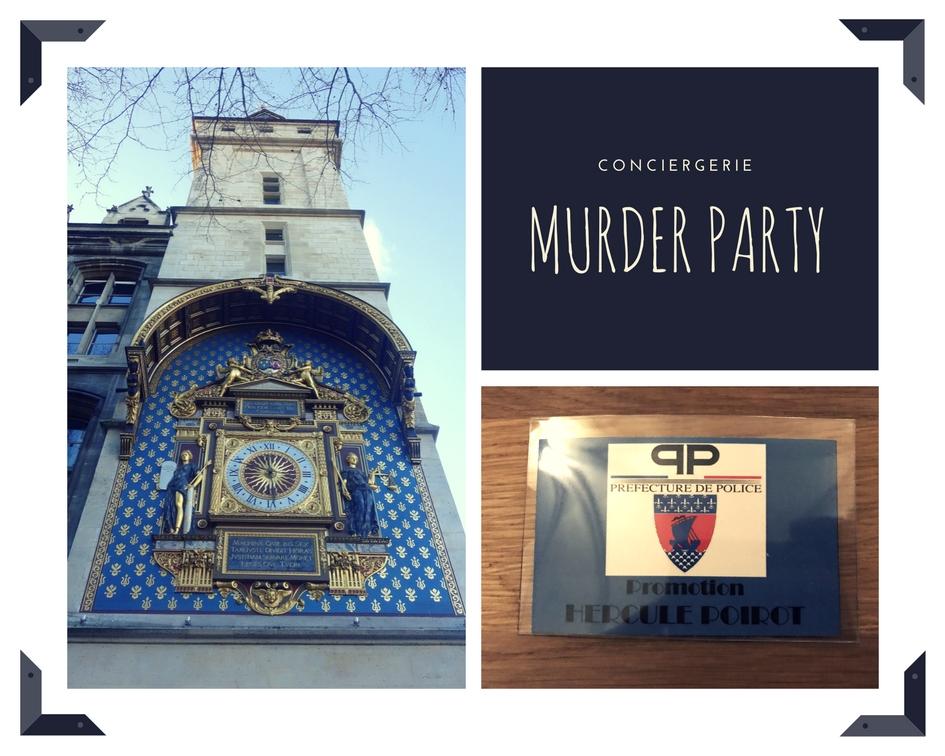 Murder party à la Conciergerie