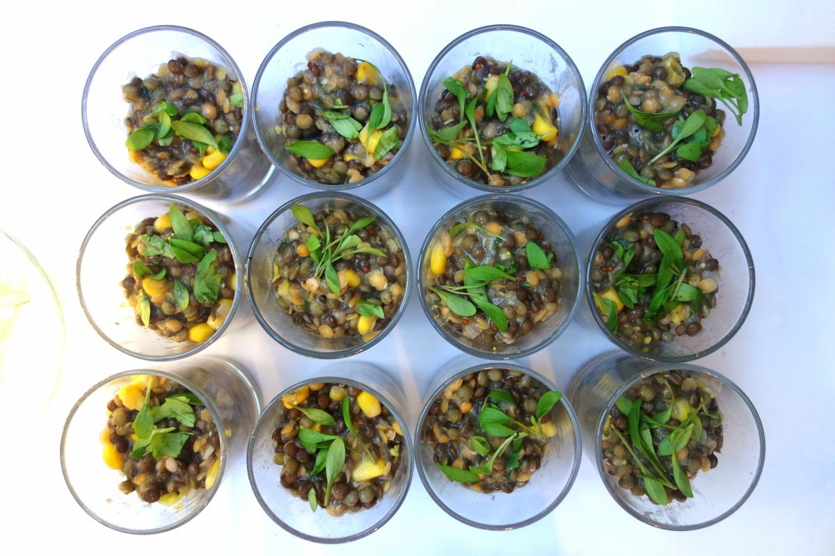 La gamme végétale de Pierre Martinet