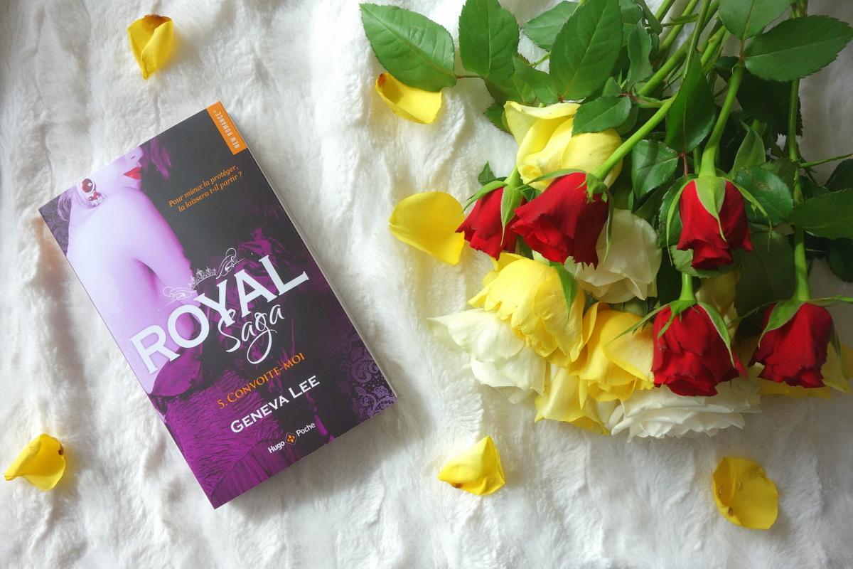 Royal Saga tome 5, Convoite-moi, Geneva Lee