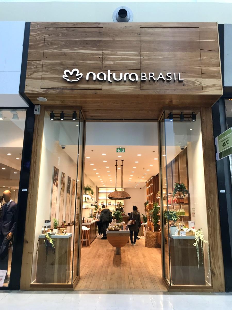 Boutique Natura Brasil à Vélizy 2