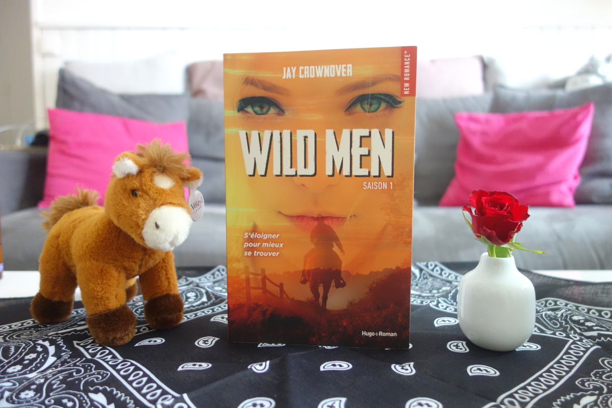 Wild men - Jay Crownover - Hugo new romance - Blog partenaire lecture