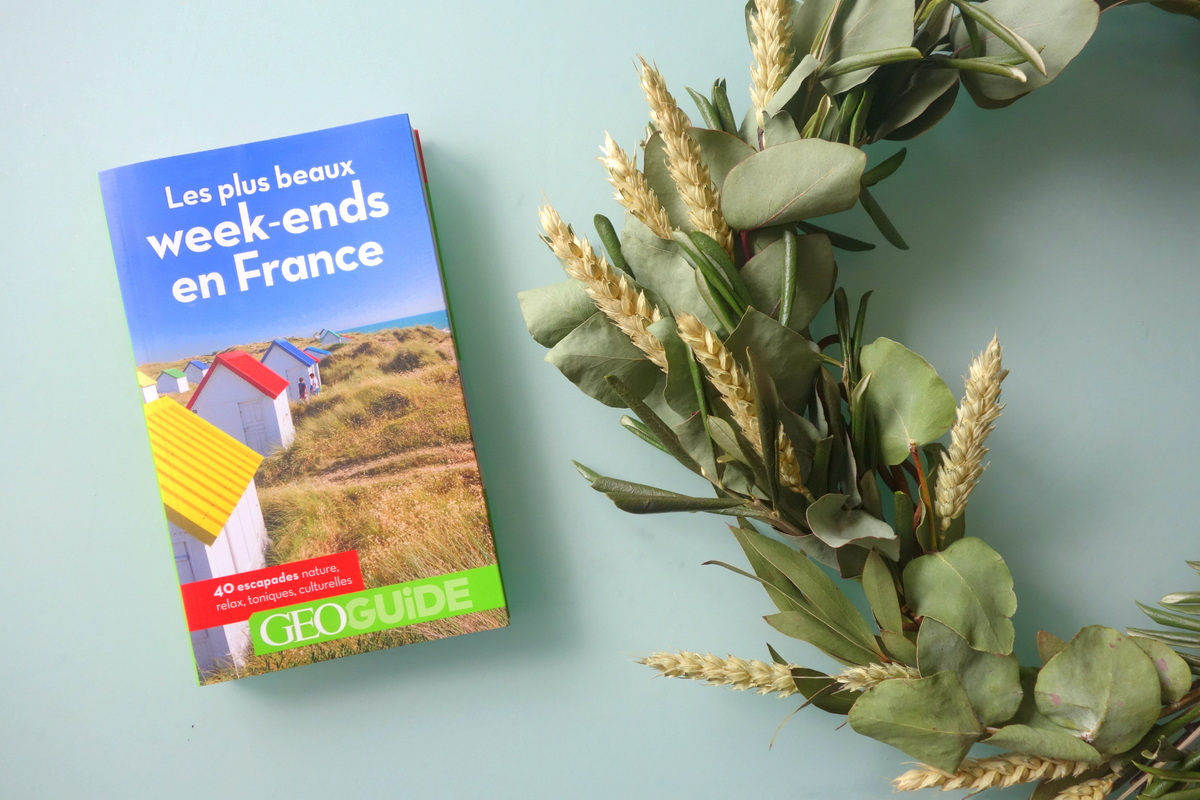 Géo Guide Les plus beaux week-ends en France