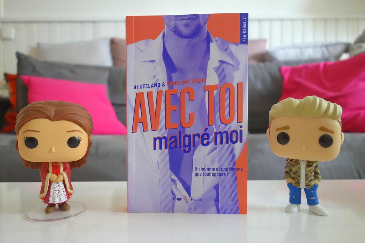 """Avec toi malgré moi"", Vi Keeland et Penelope Ward"