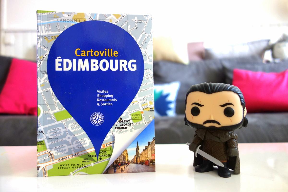 Le guide Cartoville sur Edimbourg